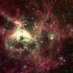 NASA Photo of Tarantula (Doradus) Nebula