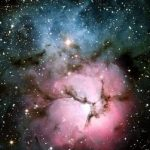 Photo of Trifid Nebula (Messier 20) from NASA